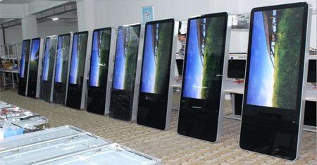 优易讯生产的液晶广告机